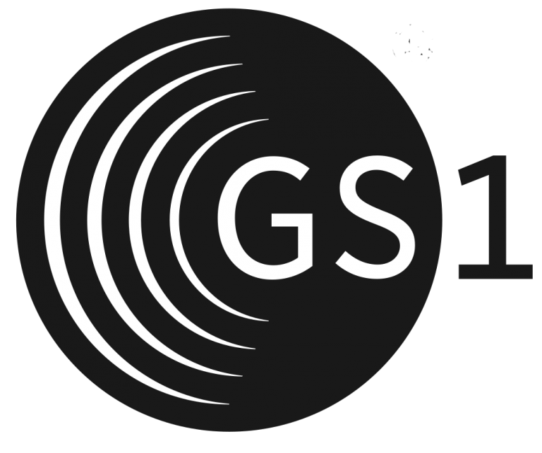 OmPrompt | GS1 logo