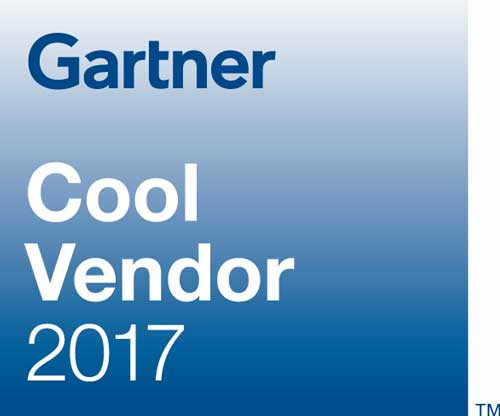 OmPrompt | Certifications - Gartner: Cool Vendor 2017