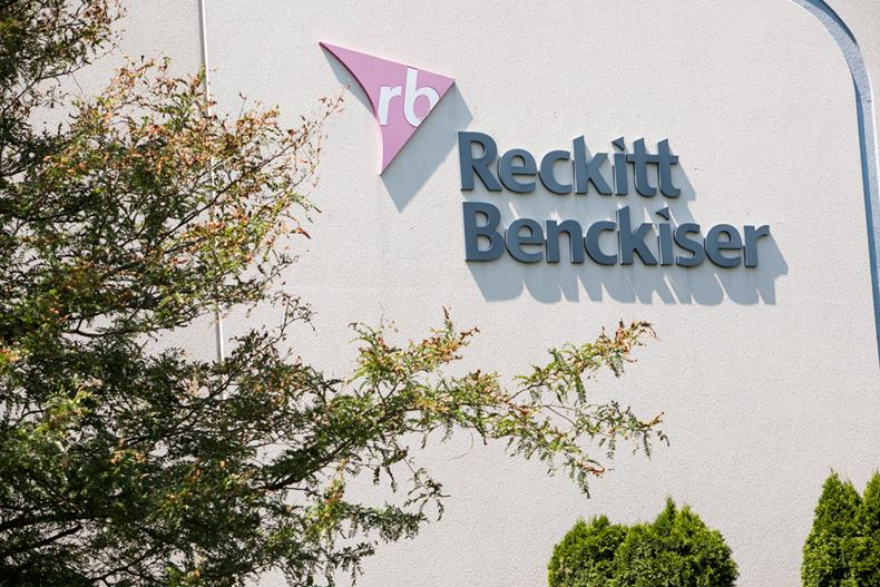 OmPrompt | Reckitt Benckiser building