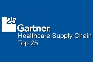 OmPrompt customers named in Gartner's 2020 Healthcare Supply Chain Top 25